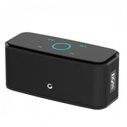 DOSS SoundBox - 2 * 6W - Altoparlante Bluetooth - Controllo touch - Wireless - Audio stereo - Bassi - Microfono incorporato