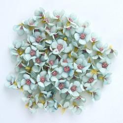 Mini silk artificial daisies for making decoration - DIY art - 50 pieces