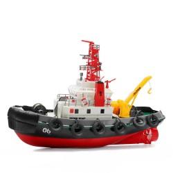 Henglong 3810 63CM 2.4G - długa kontrola - wyścigowa łódź RC z systemem chłodzenia wodą